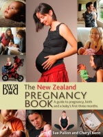 New Zealand Pregnancy Book Cover
